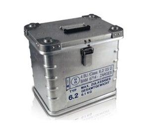delta T BioHazzardLogisticBox B100018