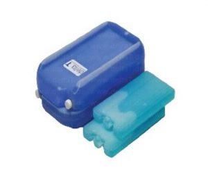 delta T BlueLine Travelbag Accus Set B100055
