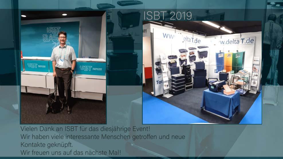 ISBT 2019