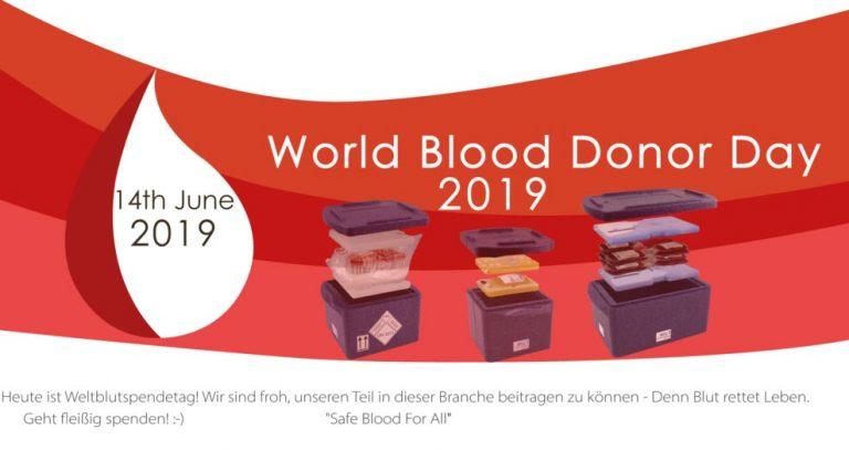 Weltblutspendetag 2019