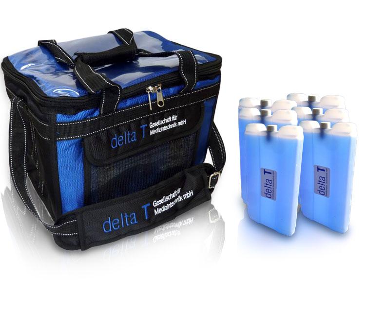 Case study - delta T BluelineBag-10l